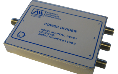Power Divider Press Release
